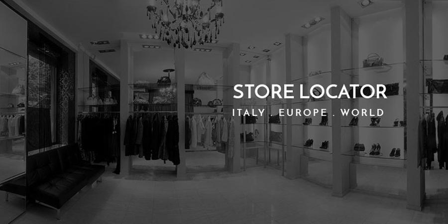 Store Locator Cristinaeffe