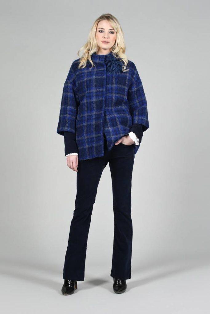 03 - Cappotto Sanny - Jeans Carol
