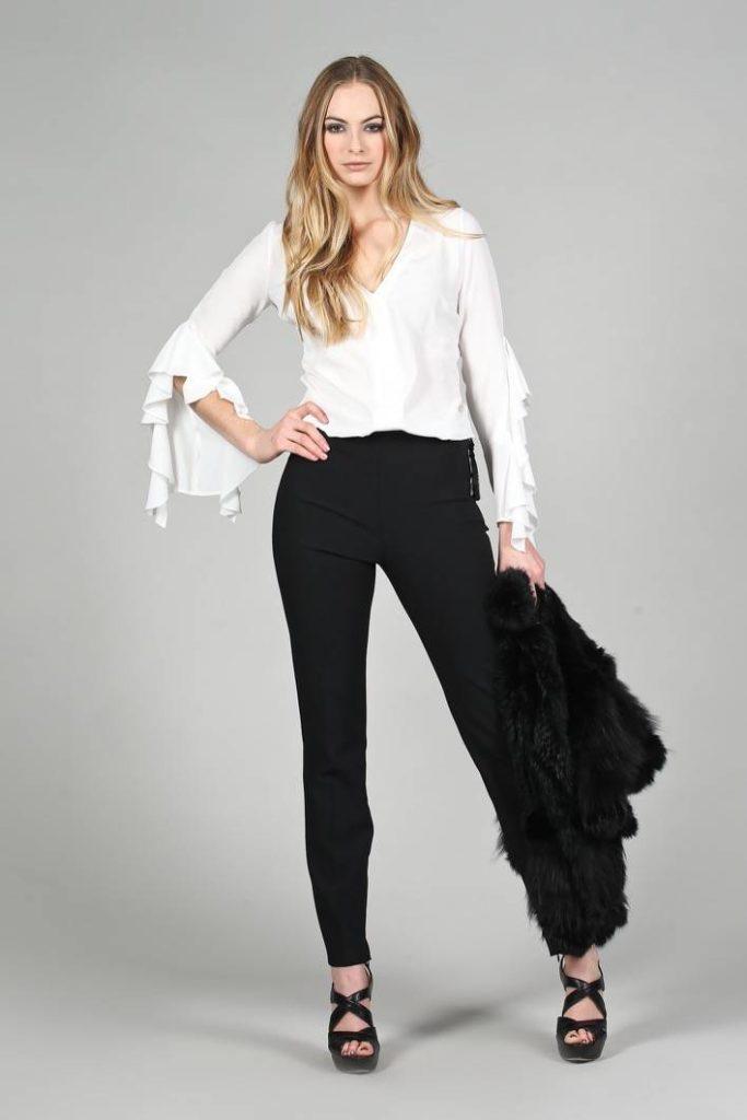 106 - Mantella Prue - Camicia Ole - Pantalone Susanna
