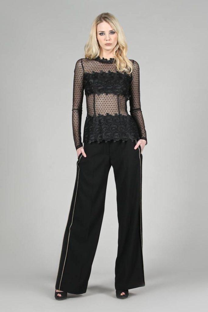 114 - Blusa Sexy - Pantalone Cassandra