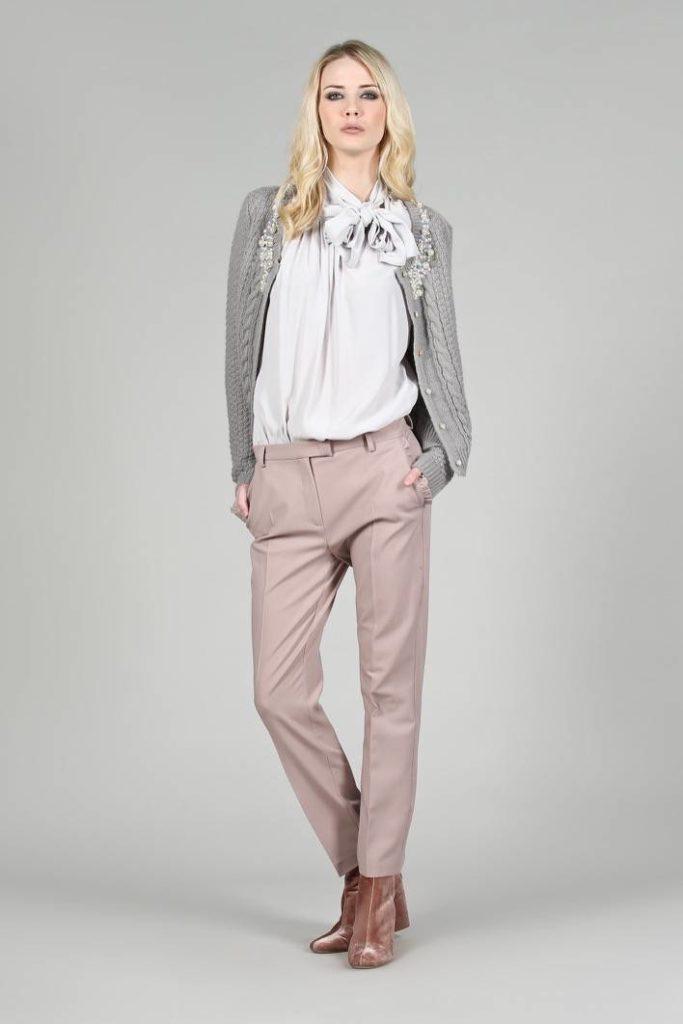 70 - Cardigan Flipper - Body Charlotte - Pantalone Anita