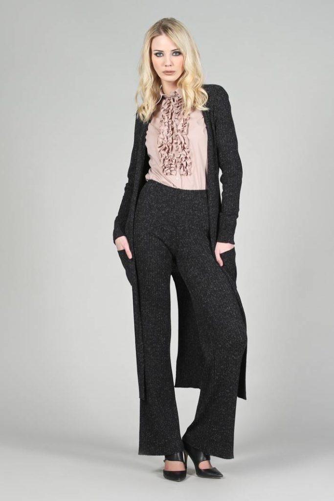 74 - Cardigan Klimt - Camicia Pippi - Pantalone Ketty
