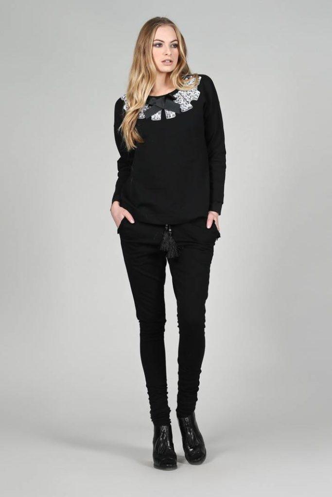 89 - Felpa Claire - Pantalone Fruda